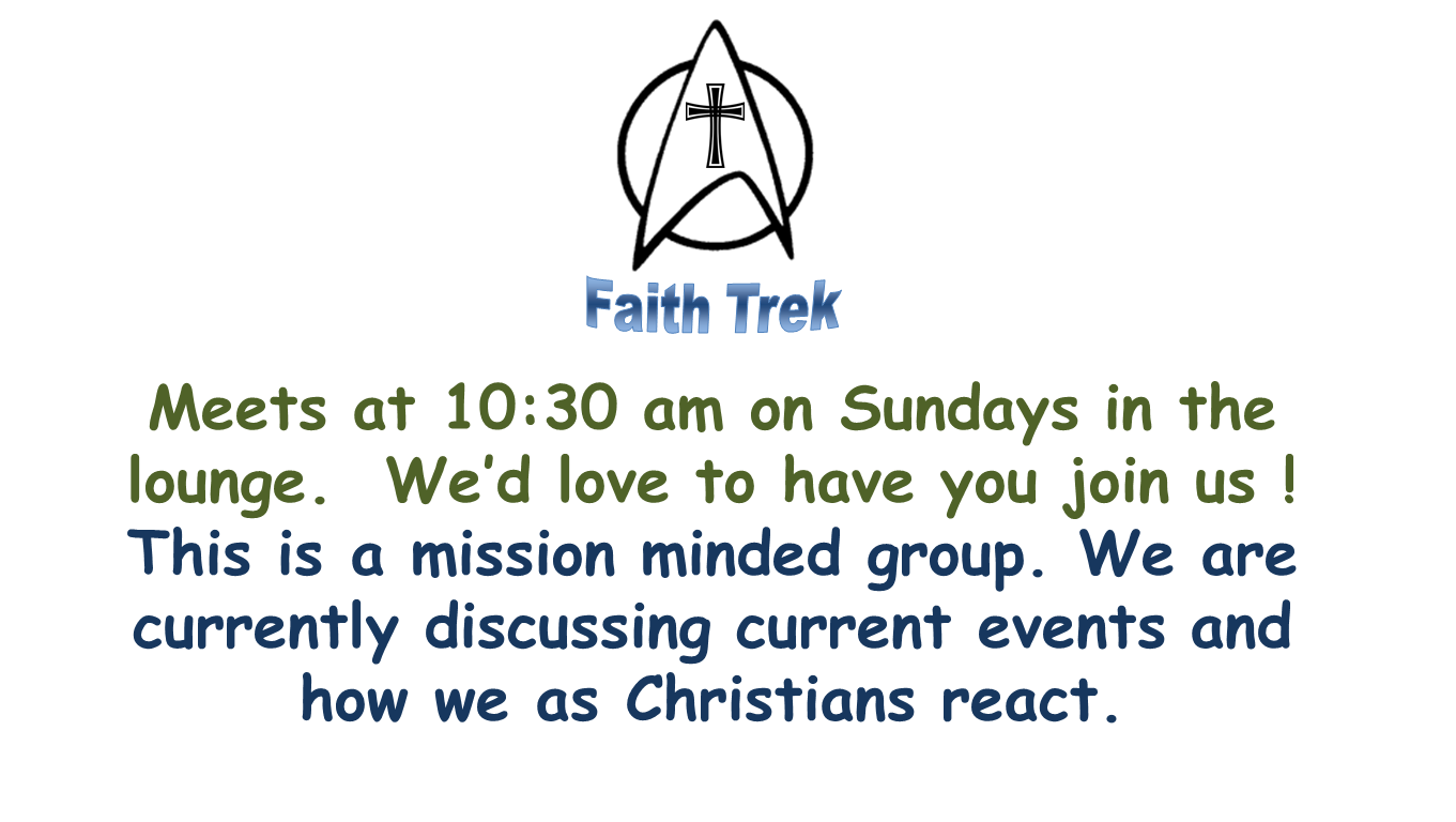 Faith Trek