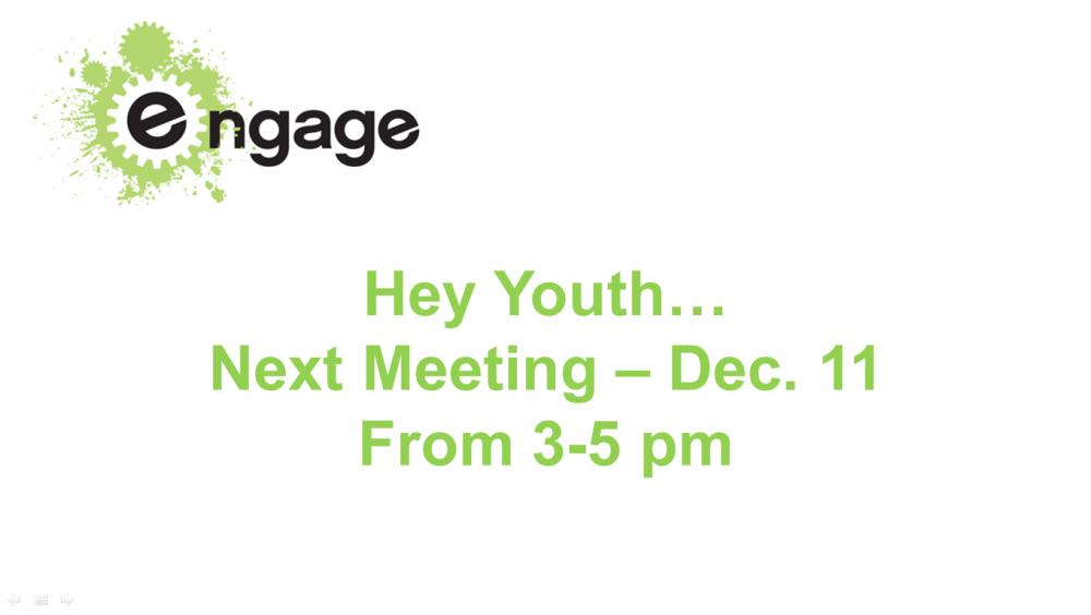 Engage 12-11-2019